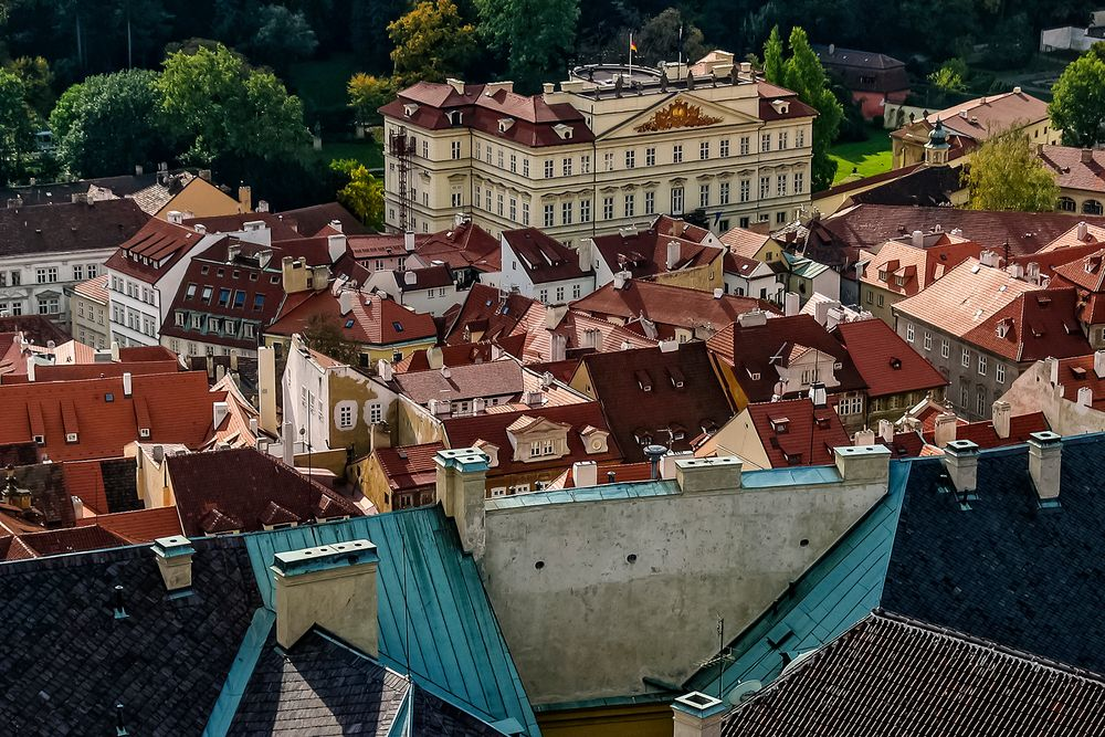 Palais Lobkowitz - Deutsche Botschaft (Prag)