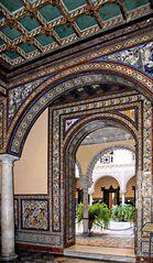 Palais sévillan de la contesse de Lebrija