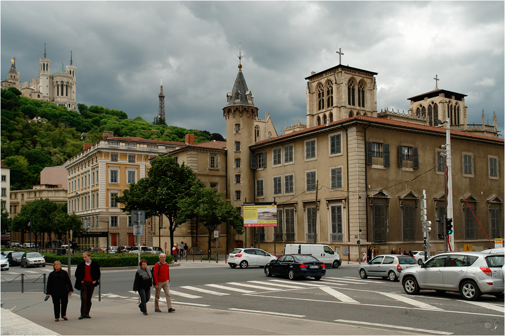 Palais St-Jean...