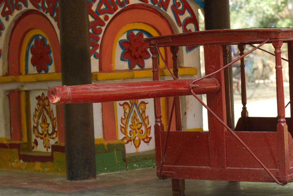 Palanquin for the godess to move 2