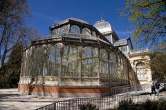 Palasio de Christal, Madrid