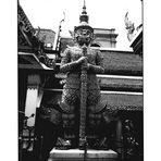 Palastwache am Wat Pra Keo
