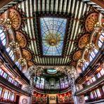 Palau de la Musica Catalana @ FishEye