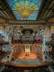 Palau de la Musica IV - Barcelona