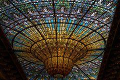 Palau de la Musica V - Barcelona