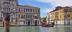 Palazzi, gotische Kunst in Venedig