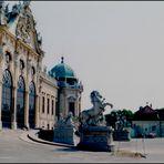 PALAZZO BELVEDERE - VIENNA, AUSTRIA