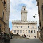 Palazzo Communale in Montepulciano (Toskana)