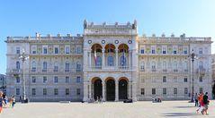 Palazzo del Governo in Triest