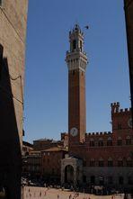 Palazzo Pubblico in Siena