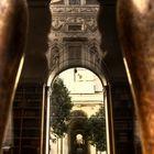 Palazzo Spada - Prospettiva del Borromini - Roma