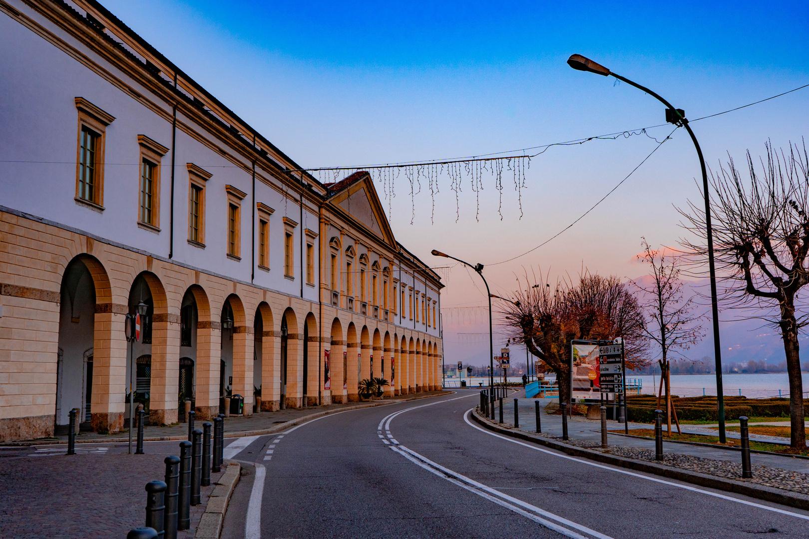 Palazzo Tadini-Lovere Bg