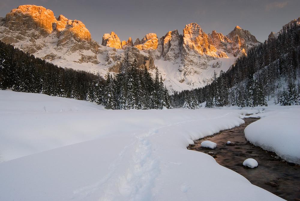 Pale di San Martino, Val Venegia, Trentino