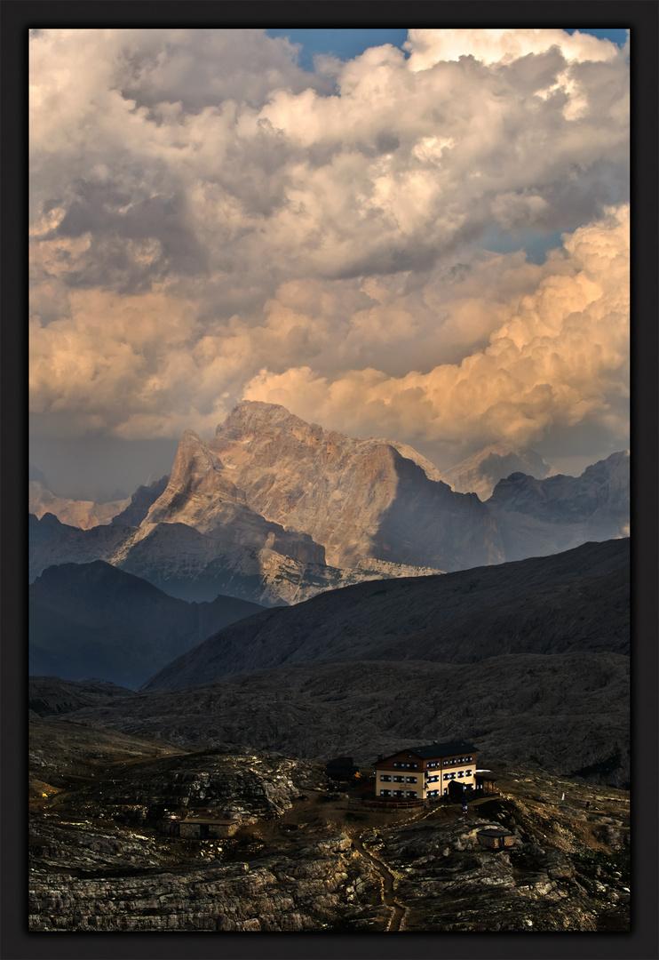Pale San Martino - Rifugio Rosetta