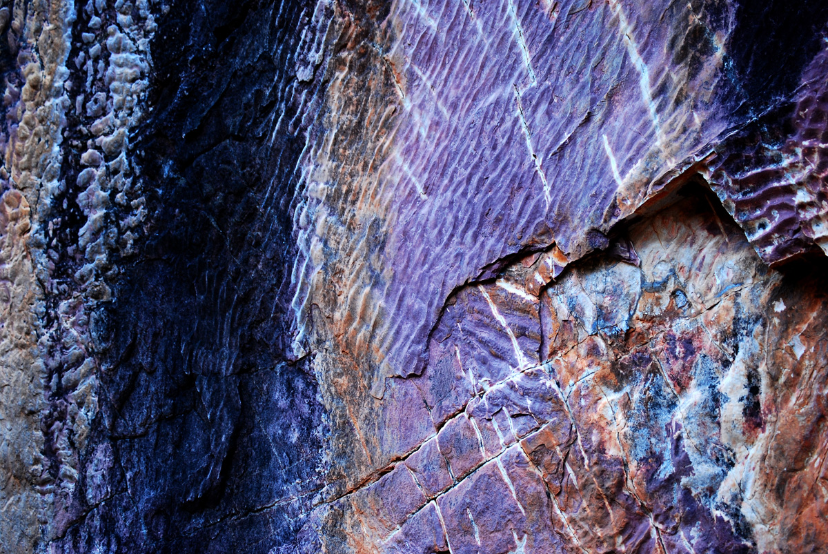 pale violet rocks 1a