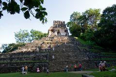 Palenque - Der Kreuztempel
