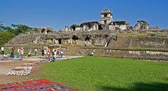 Palenque - Die Handelsstadt