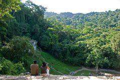 Palenque für Schwindelfreie