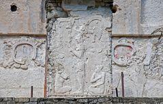 Palenque - Kunst am Bau