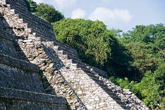 Palenque - Teilweise