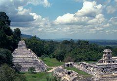 palenque , yucatan
