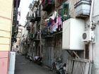 Palermo-Am Rand der Wohlstand, wie in alle Großstädte.....