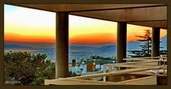 Palermo, Aufnahme vom Balkon des Hotels BEL Tre