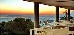 Palermo, Aufnahme vom Balkon des Hotels BEL Tre III