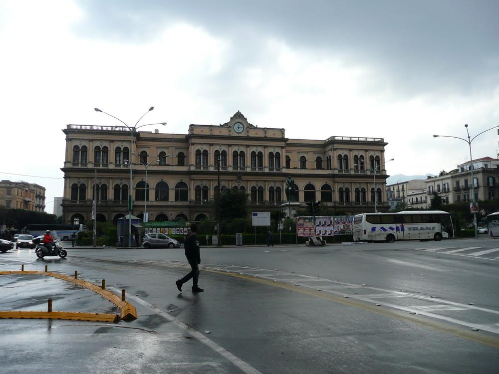 Palermo-Bahnhof