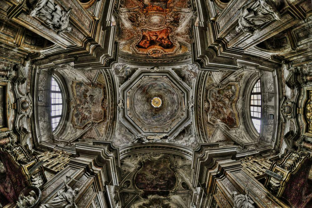 Palermo / Church of San Matteo