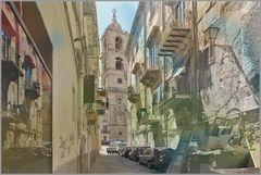 Palermo, in der Altstadt