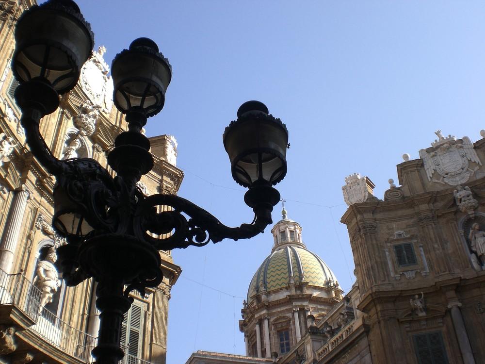 Palermo, Piazza Vigliena