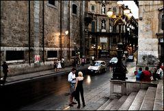 Palermo, Via Maqueda e i Quattro Canti