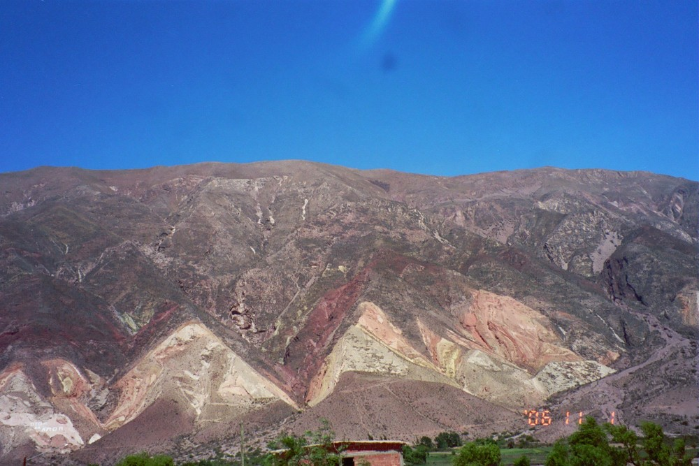 Paleta del Pintor - Jujuy -