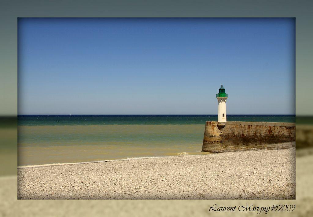 Palette de couleurs du bord de mer.