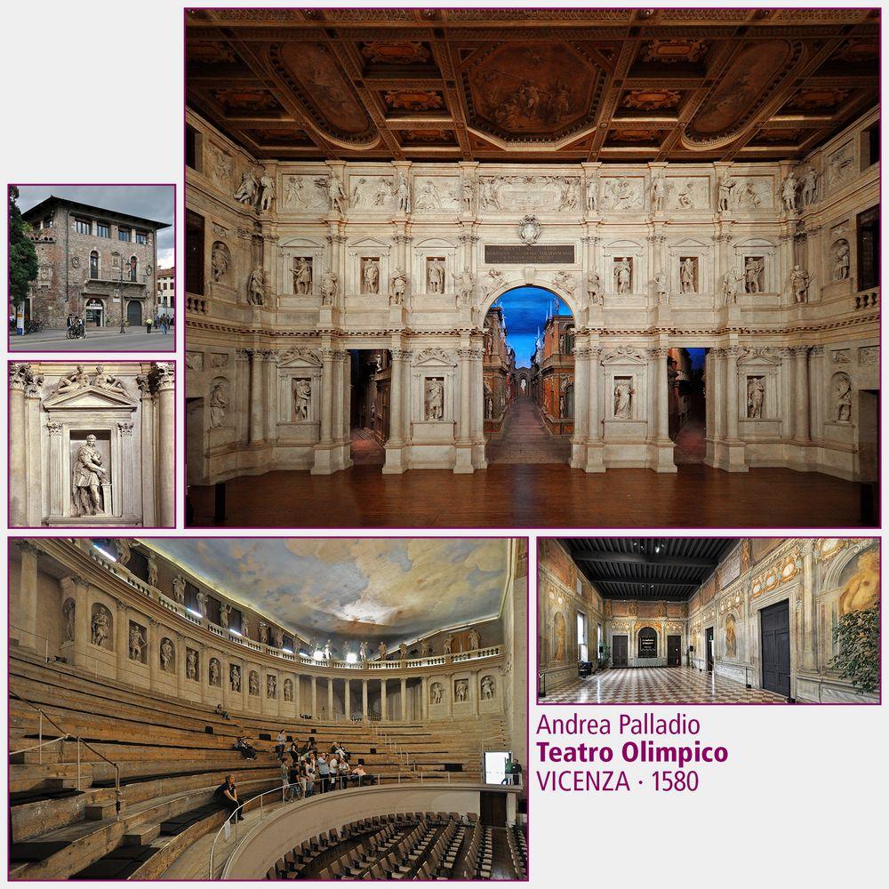 Palladio · Teatro Olimpico
