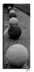 Palle di prospettiva - Prospettiva di palle ??