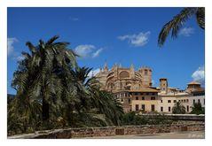 Palma de Mallorca - Kathedrale La Seu - 2