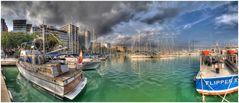 Palma harbour..