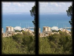 Palmas Bucht in Stereo