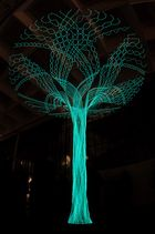 Palmengarten FFM - Luminale 2012 - Lichtbaum