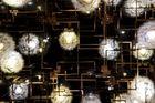 Palmengarten FFM - Luminale 2012 - Pusteblume II