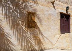 Palmenhaus in Misfat