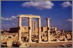 Palmyra - Tempelanlagen 2