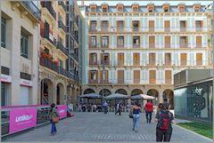 Pamplona, Plaza del Castillo I