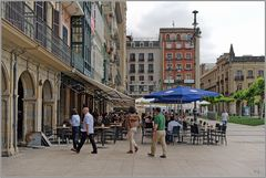 Pamplona, Plaza del Castillo II
