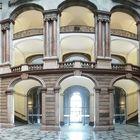 PAN 360GRAD Säulenpalast MUC J5-19-55col +19Fotos