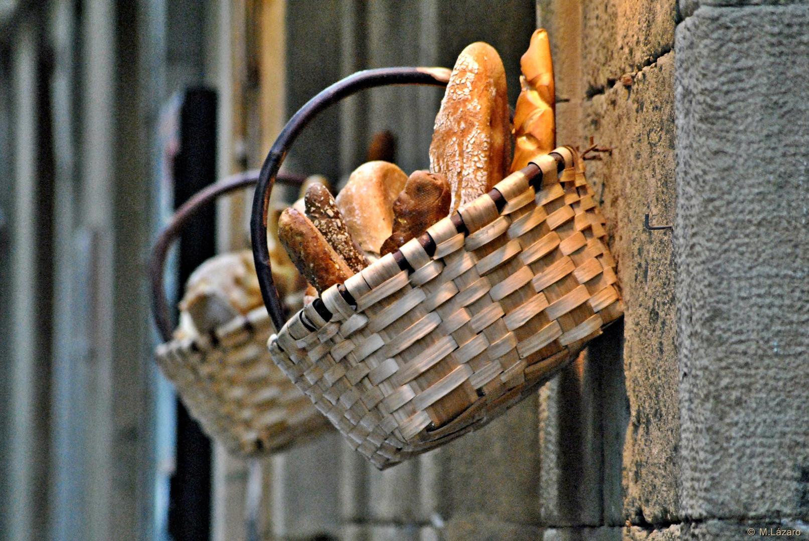 Pan para hoy ...