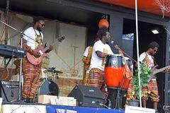 Panafrikamusik auf dem Wismarer Hafenfest 2018