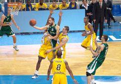 Panathinaikos Athen - EWE Baskets
